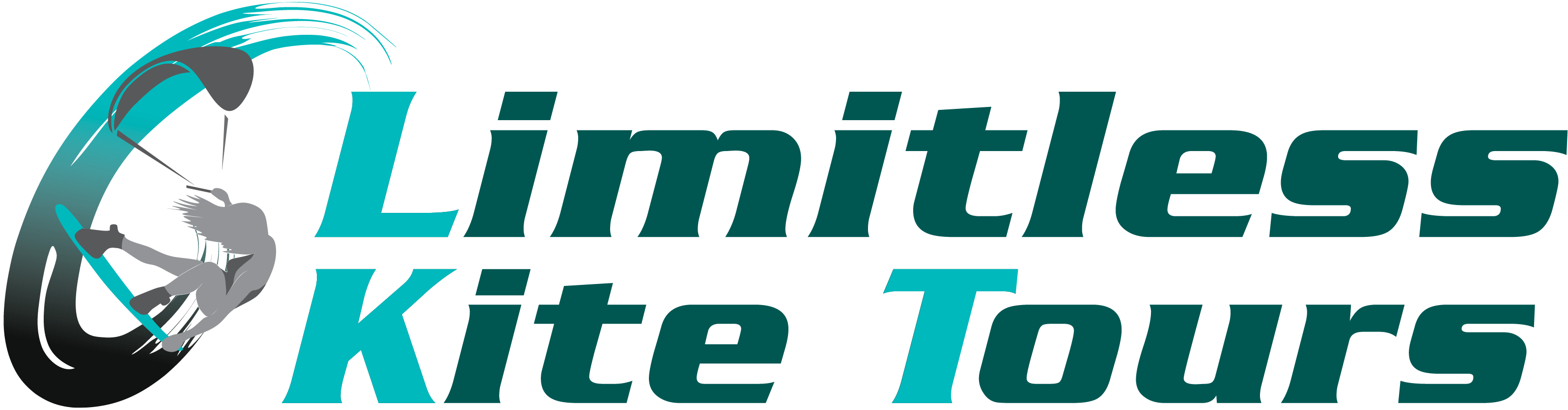 Limitless Kite Tours, LKT logo