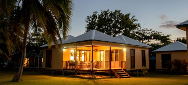 Cocos Cottages, Accommodation, Cocos Keeling Islands