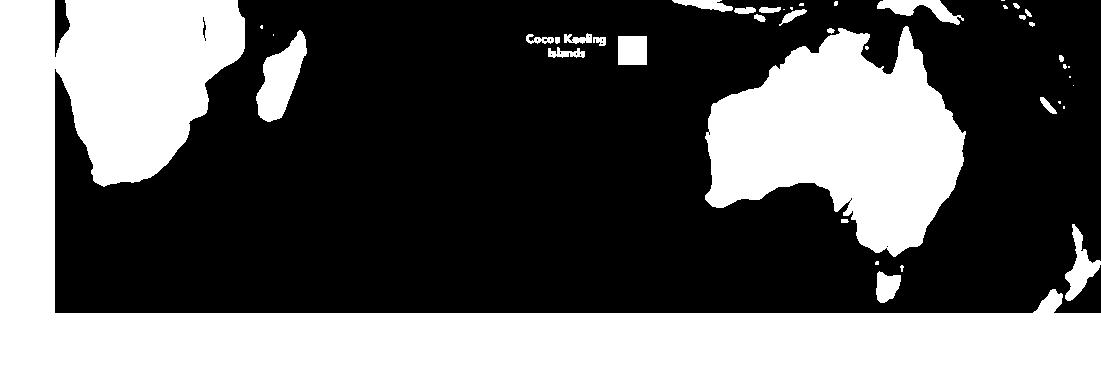 Home Cocos Keeling Islands - Cocos islands map